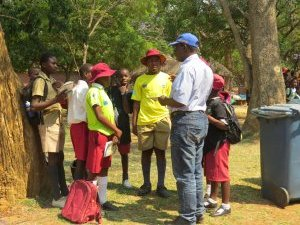 The Mukuvisi Woodlands Eco Schools Programme 'My Environment My Future My Responsibility' – The Mukuvisi Woodlands– Engaging schools in education for sustainable development through School Environmental Clubs
