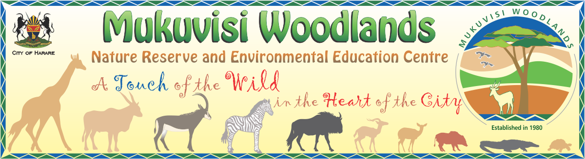 Mukuvisi Woodlands Home Page Banner
