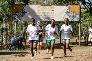 Mukuvisi March for Elephants